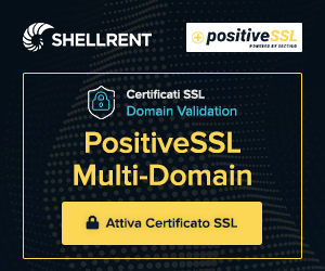 PositiveSSL Multi-Domain - Banner 300x250