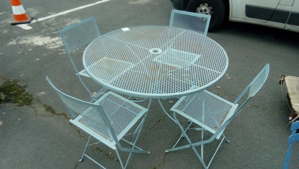 mobilier de jardin d occasion la