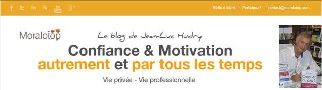 Blog de Jean-Luc HUDRY, Auteur, Conférencier, Entrepreneur
