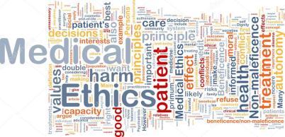 Concept santé éthique