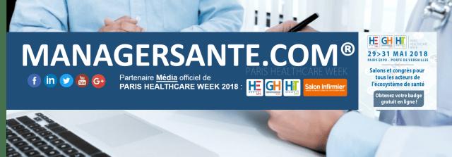 Bannière marketing MMS 2018 Twitter 2 Paris Healthcare Week 2018 Version 1, 18 03 2018