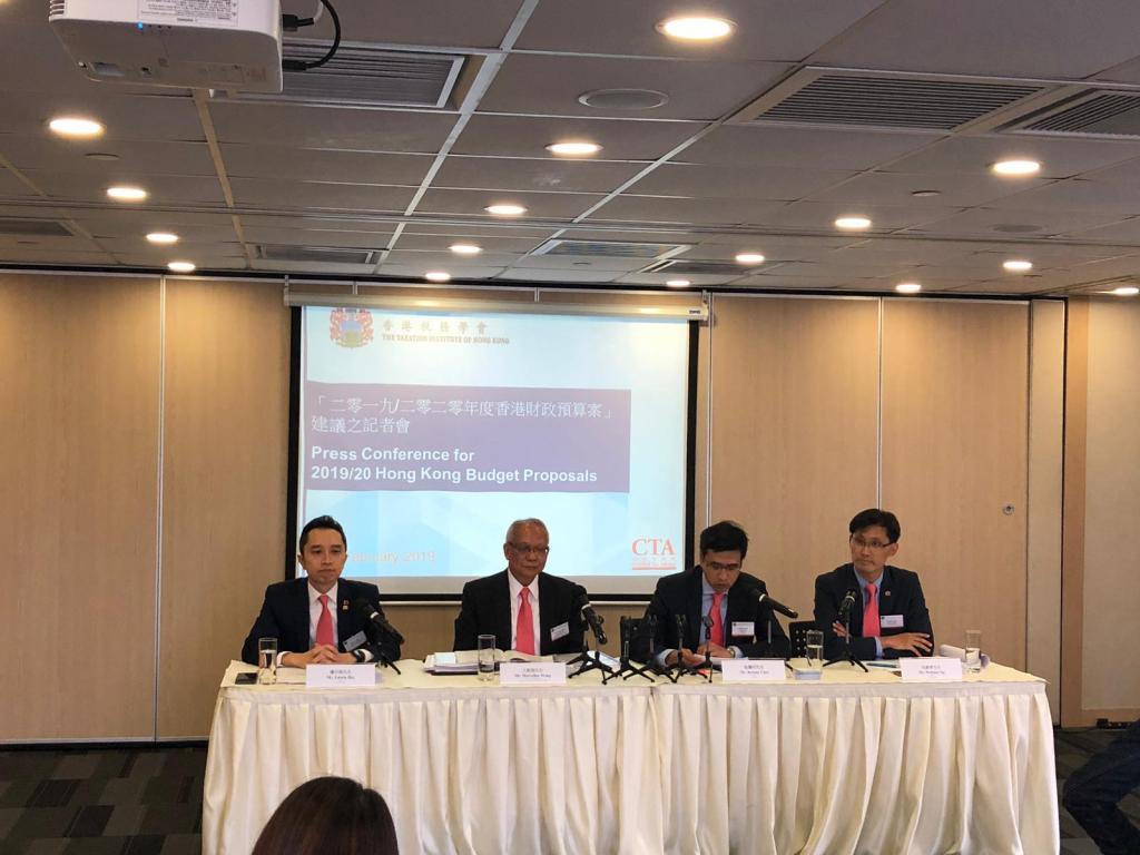 2019/20 HK Budget