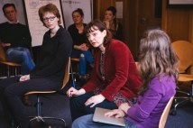 writer Rosemary Jenkinson and Paula McFetridge of Kabosh Theatre company reflect on developing and sharing intercultural work