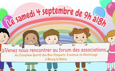 Forum des associations 04-09-2021