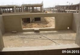 8 Marla Bahria Homes in Bahria Town Karachi Under Construction