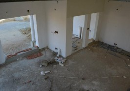 Bahria Home Pictures from Inside Under Construction Work