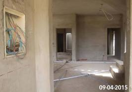 Bahria Homes Karachi from Inside Work In Progress