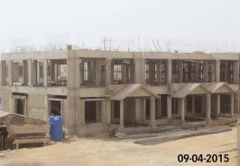 Bahria Town Karachi 5 Marla Houses in Progress
