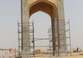 Bahria Town Karachi Biggest Masjid Under Construction