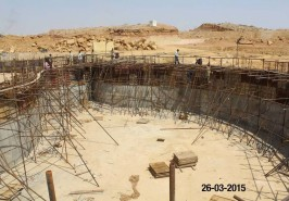 Bahria Town Karachi Dolphin Arena Under Construction