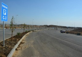 Bahria Town Karachi Midway Commercial Area Picture