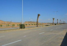 Bahria Town Karachi Wide Road Development Update