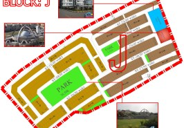 Bahria Town Phase 8 Sector J Map