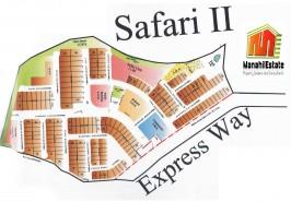 Safari Villas 2 Map