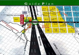 Islamabad Guide Map