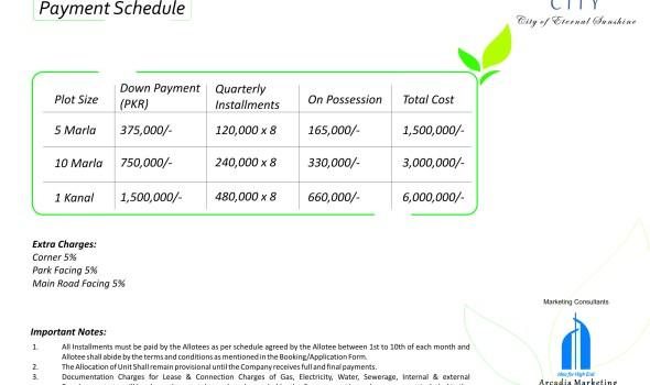 Arcadia-city-payment-plan