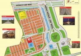 Bahria Town Karachi All Precincts Maps