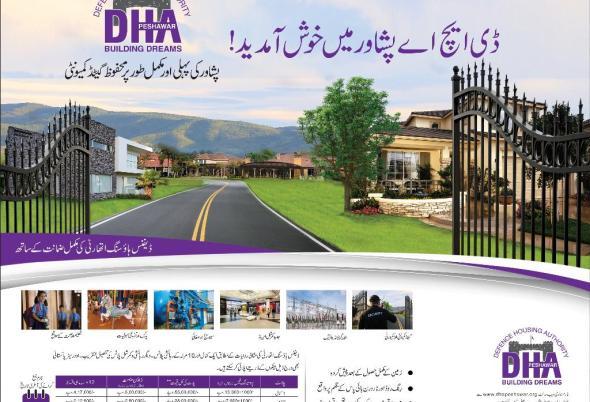 DHA-Peshawar-News