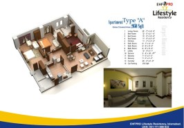 Lifestyle Residency G13 Type A