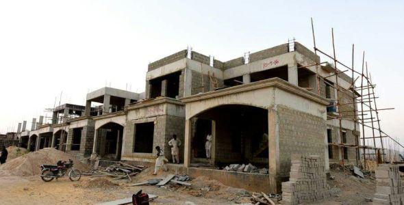 bahria sports city karachi villas