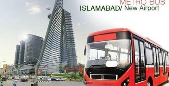 Metro Bus toNew Islamabad Airport