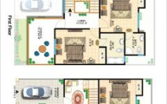 ASF Housing Scheme Karachi 125 SQY Banglow Layout Map