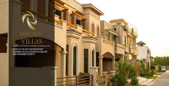 Park View Villas Lahore