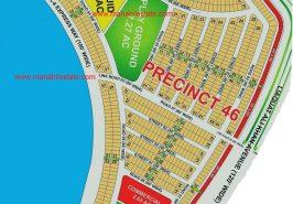 Bahria Paradise Karachi Precinct 46 map