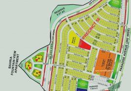Bahria Paradise Karachi Precinct 56 Map