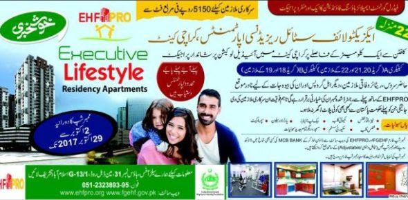 Executive Lifestyle Residency Karachi