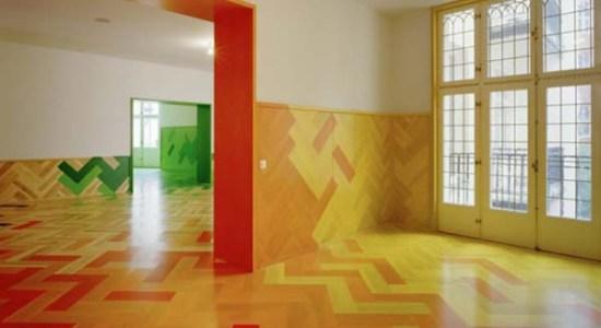 Beautiful Colorful Floor Designs