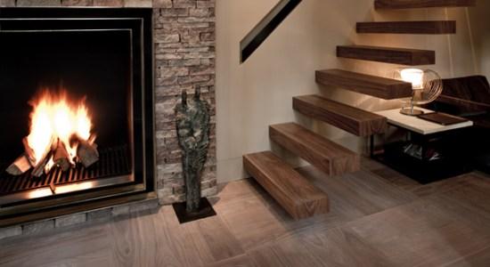 Beautiful Floor Design Wooden