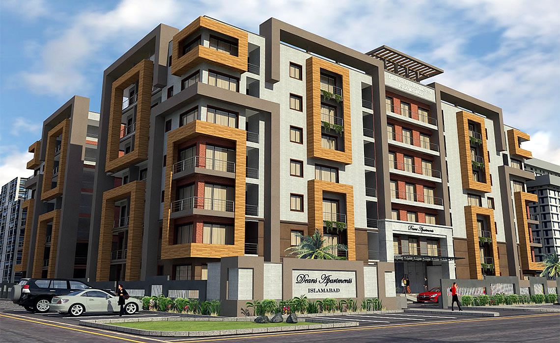 Deans Apartments G11 Islamabad