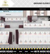 Ground Floor Shops Map