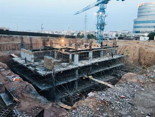 D Mall Construction Islamabad DHA
