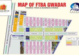 FTBA Gwadar Map