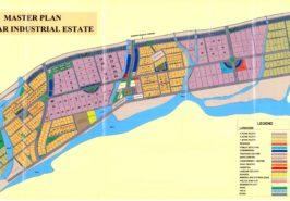 Gwadar Industrial Estate Map