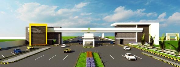DHA Gujranwala Gate