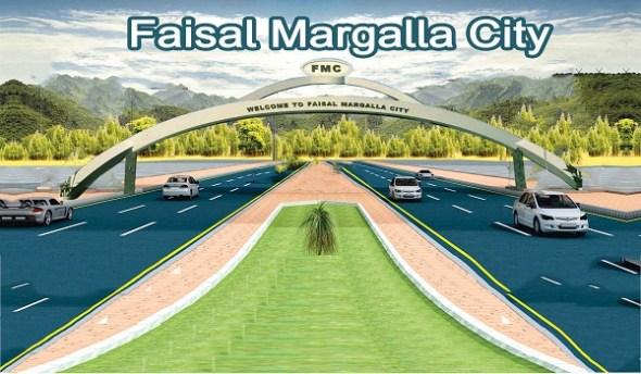 Faisal Margalla City Islamabad