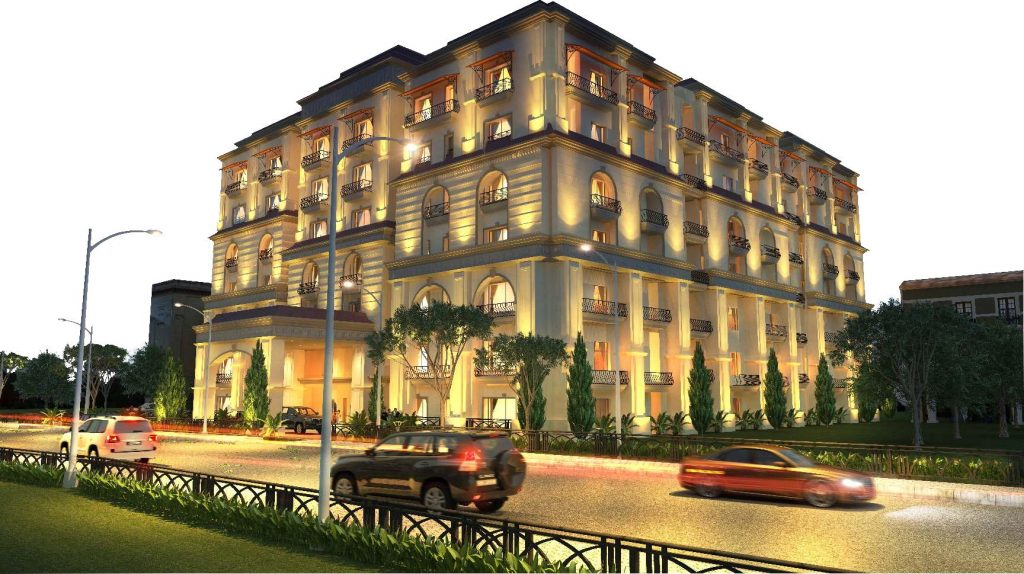 The Arch Apartments G11 Islamabad