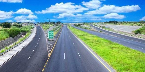 Motorway Interchange