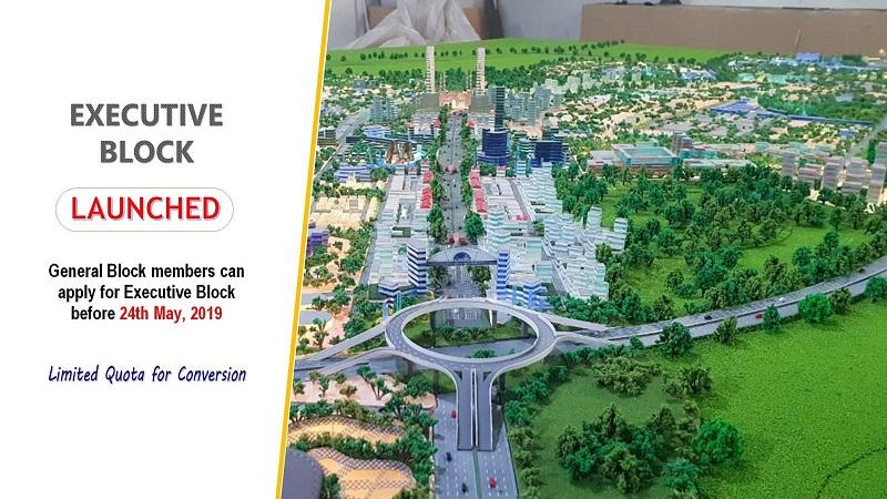Capital Smart City Executive Block
