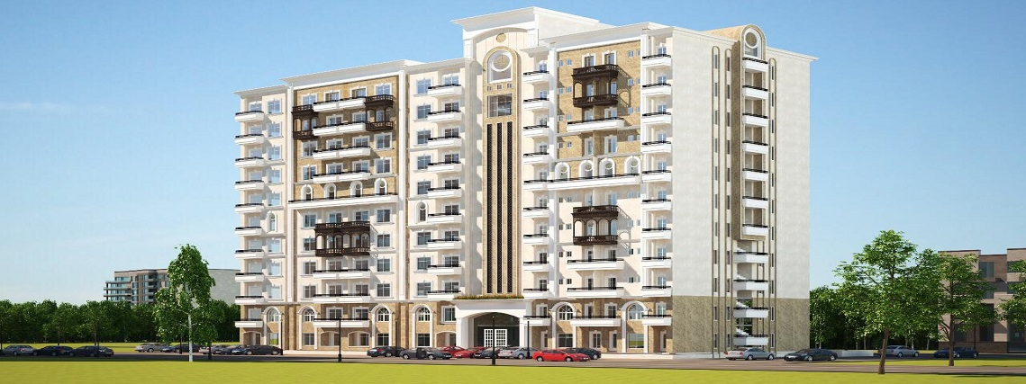 Green Heights - Low Cost Apartments in Sector B-17 Islamabad
