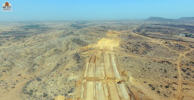 ASF City Karachi Development Pictures 14