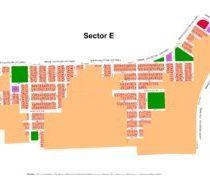 DHA Multan Sector E Map