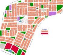 DHA Multan Sector Q Map