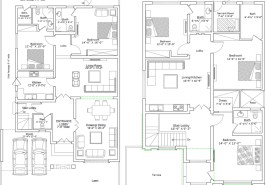 12 Marla Contemporary Layout Plan