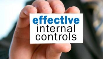 Kontrol Internal Perbankan (Internal Control) yang efektif
