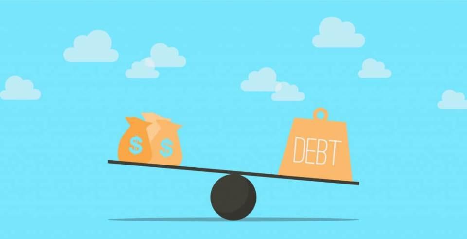 ilustrasi hutang