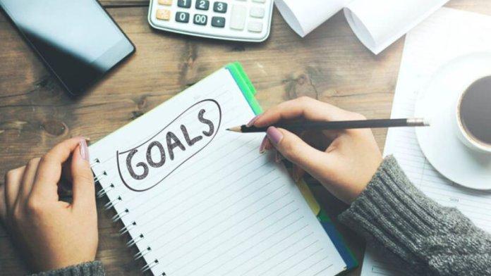 Tetapkan apa yang menjadi tujuan Anda